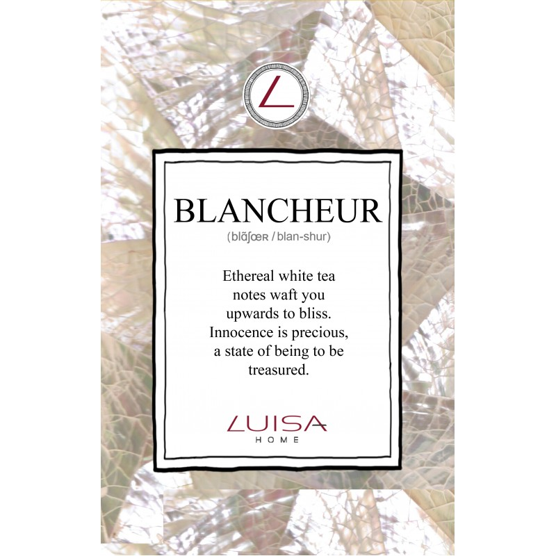Blancheur Scent